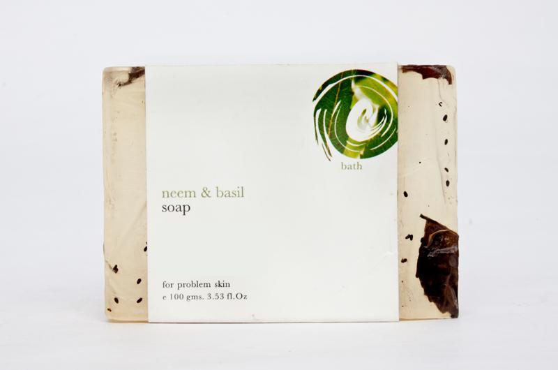 Neem & Basil Soap